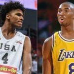 NBA – « Il veut être comparé à Kobe, et il pense que vous êtes fou si vous ne le prenez pas 1er de la Draft »