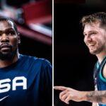 NBA/JO – « Kevin Durant pourrait faire du Doncic, mais votre gars Pop' fait n'importe quoi ! »