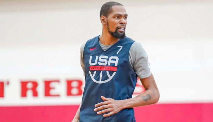 Kevin Durant et Team USA moqués après leur surprenante défaite ! NBA