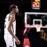 NBA/JO – A peine leader all-time de Team USA, Kevin Durant nomme… celui qui le battra !