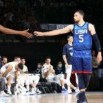 NBA/FIBA – Les USA se vengent après l'humiliation et pilonnent l'Argentine !