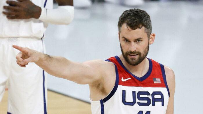 Kevin Love de Team USA