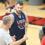 NBA/JO – La réponse glaciale de Kevin Love au boss de Team USA qui l'a fracassé