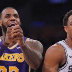 NBA – Pourquoi DeRozan, malgré 2 RDV chez LeBron, n'a pas signé aux Lakers