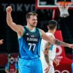 NBA/JO – Luka Doncic lâche une performance légendaire dès son premier match !