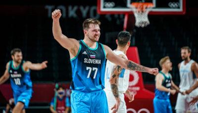 NBA/JO – « J'espère que Luka Doncic va battre mon record »