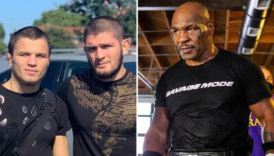 Fight – Khabib Nurmagomedov envoie un message au grand Mike Tyson !
