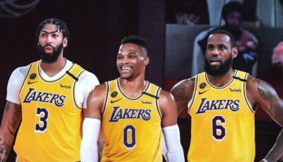 NBA – La stat actuelle tous joueurs confondus… où 3 Lakers trônent en tête !