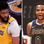 NBA – AD dévoile le comportement de Westbrook après ses débuts cataclysmiques