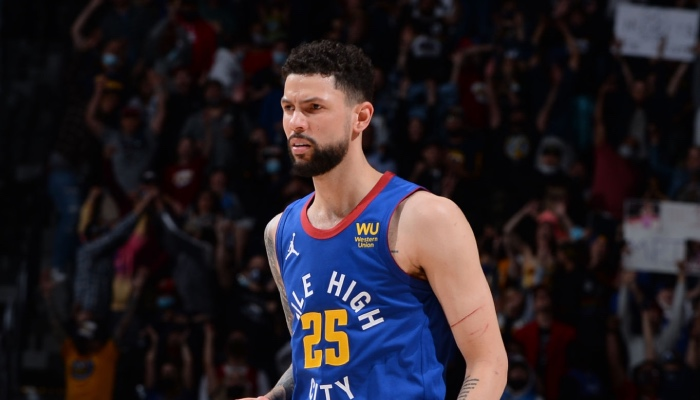 L'arrière NBA des Denver Nuggets, Austin Rivers, testera bientôt le marché en tant qu'agent libre