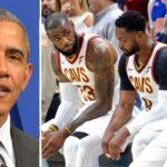 NBA – Le match secret entre LeBron, D-Wade, D-Rose et… Barack Obama révélé !