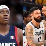 NBA/JO – Les messages de Gobert et Poirier à Frank Ntilikina !