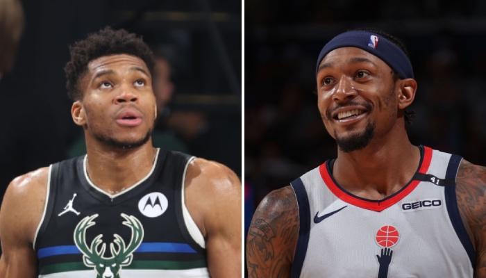La superstar NBA des Milwaukee Bucks, Giannis Antetokounmpo, pourrait jouer un grand rôle dans l'épineux dossier concernant l'avenir de l'arrière star des Washington Wizards, Bradley Beal
