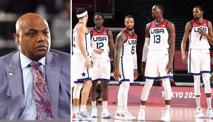 La légende NBA, Charles Barkley, a poussé un sérieux coup de gueule au sujet de Team USA, actuellement en lice aux Jeux olympiques de Tokyo 2020