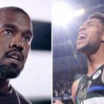 NBA – Kanye West lâche déjà une punchline sur Giannis dans son dernier son !