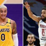 NBA – « M*rde, je traderais Kyle Kuzma contre J. Cole, un album ou juste des chaussures ! »