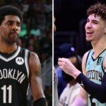 NBA – Après le fiasco, LaMelo essaie de recruter Kyrie !