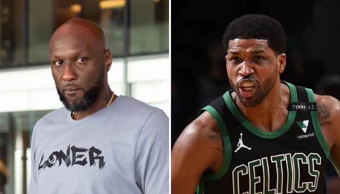 L'ancien star NBA des Los Angeles Lakers, Lamar Odom, a répondu aux menaces de mort qu'a récemment pu proférer le pivot des Boston Celtics, Tristan Thompson, à son égard