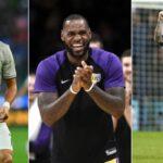 NBA – LeBron sur le point de rejoindre CR7, Messi, Mayweather et Woods !