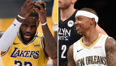 NBA – Isaiah Thomas se régale de voir LeBron humilié