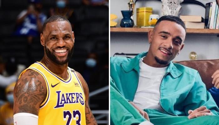 La superstar NBA des Los Angeles Lakers, LeBron James, a récemment adressé un message au YouTuber et artiste français Mister V, qui lui a répondu avec une story Instagram hilarante