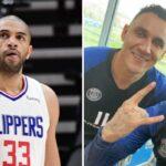 NBA – Après Italie-Angleterre, Batum lance un gros débat sur… le PSG