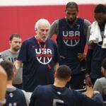 NBA/JO – Kevin Durant révèle le joueur qu'il a « volé » chez Team USA