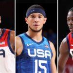 NBA/JO – Retrouver Middleton et Holiday dans Team USA ? Booker brise le silence
