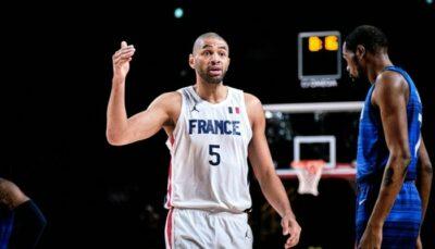 NBA/JO – Fournier, Batum et de Colo réagissent à l'exploit contre Team USA !