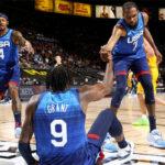 NBA – Deuxième match pour Team USA… et deuxième défaite !