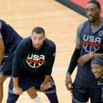 NBA/FIBA – Parfaite nouvelle pour Team USA avant de retrouver la France !