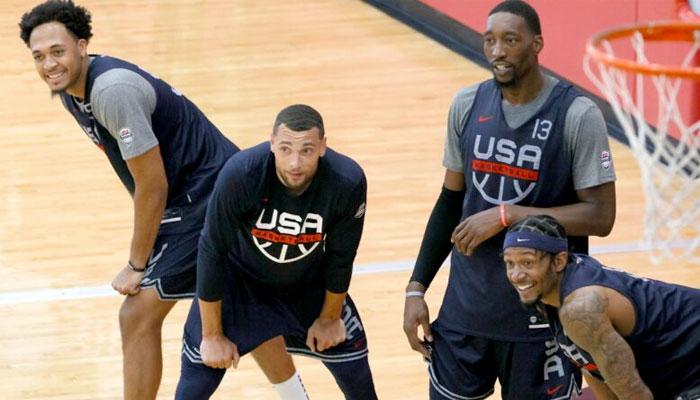 NBA Ça charbonne du côté de Team USA