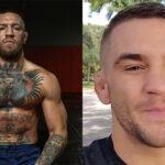 UFC 264 – Dustin Poirier répond à Conor McGregor, l'Irlandais l'insulte !
