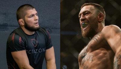 UFC – Conor McGregor humilie Khabib après ses propos sur les filles à l'UFC !