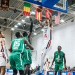EDF U19 – Les Bleus cartonnent devant des scouts NBA, Wembanyama plante du logo !