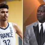 NBA – Victor Wembanyama envoie un génial message à Michael Jordan !