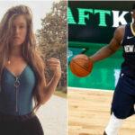 NBA – Zion Williamson affiché par une influenceuse fitness !