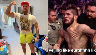 UFC – Conor McGregor insulte Khabib et sa famille dans des tweets odieux !