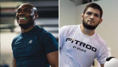 UFC – Le conseil de Khabib à Kamaru Usman pour devenir le GOAT