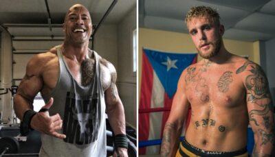 Fight – The Rock envoie un message à Jake Paul, il répond !
