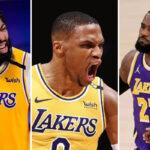 NBA – Un maillot flashy des Lakers pour cette saison déjà en fuite !