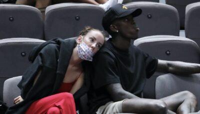 NBA – La femme de Dennis Schröder sort à nouveau la sulfateuse
