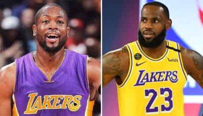 NBA – D-Wade prêt à rejoindre l'armada folle des Lakers ? Sa réponse cash !