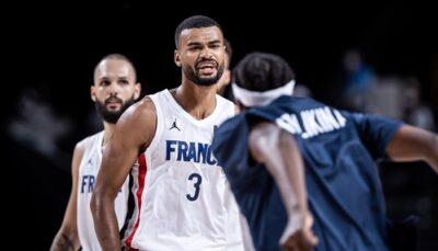 NBA/JO – La déclaration de guerre de Timothé Luwawu-Cabarrot à Team USA !