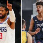 NBA – Paul George prend sous son aile une pépite française !