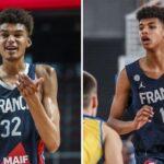 NBA – Avant Wembanyama en 2023, le Français bien placé pour la Draft 2022 !