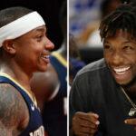 NBA – Un ex-Laker s'en prend aux cartons d'Isaiah et Pritchard, Nate Robinson le carbonise !