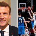 NBA/JO – Félicité par Emmanuel Macron, Nicolas Batum réagit !
