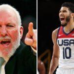 NBA/JO – Le like insultant de la mère de Tatum contre Popovich !