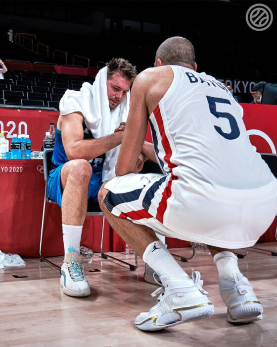 NBA Batum console Luka